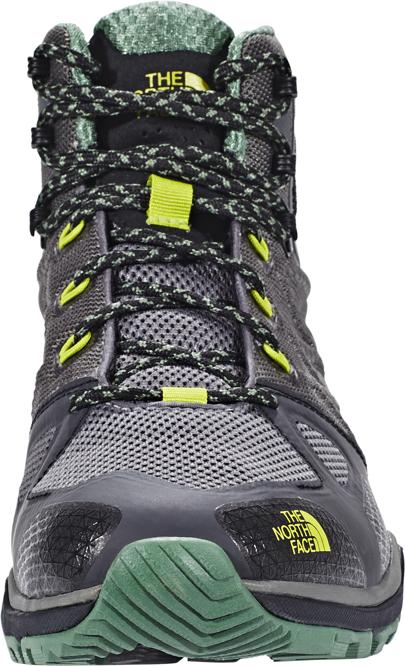 the best attitude 8ea59 0b2fc The North Face Ultra Fastpack II Mid GTX Shoes Men phantom grey/lime green